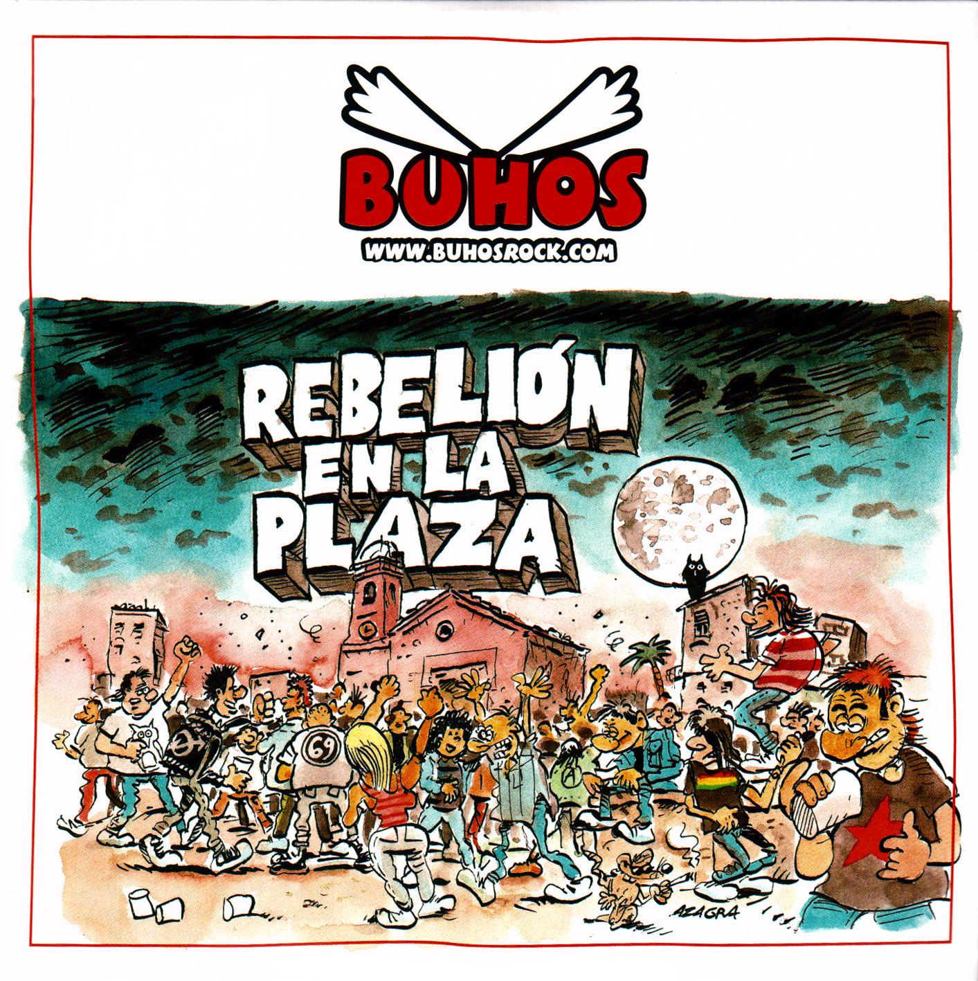 Rebelión en la plaza (Buhos) - Viasona