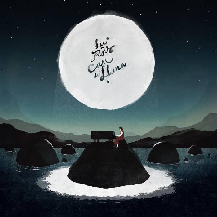 Portada 'Cau de Lluna' (Autoeditat, 2016)