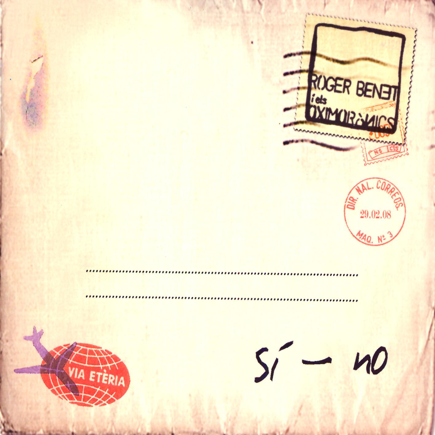 Sí- No (Roger Benet i els Oximorònics) - Viasona
