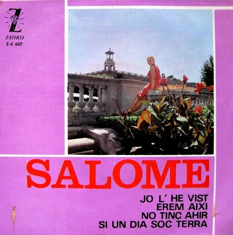Salomé - L'Emigrant / Si Un Dia Soc Terra