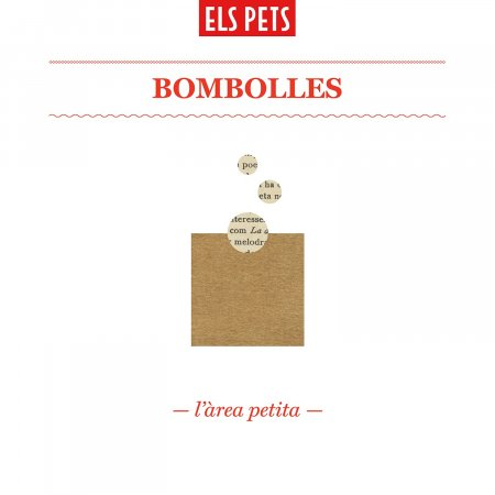 Bombolles - Portada